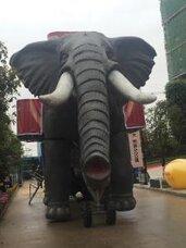 机械大象,巡游机械大象,机械大象出租,巡游机械大象出租