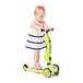 COOGHI酷骑儿童滑板车,一车两用
