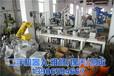 二手自動澆注設備鋁水澆鑄機械手二手澆注機器人