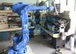 數控機床上下料機械手自動上下料設備系統集成