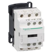 广东施耐德一级代理商CAD32BDC控制继电器,24VDC,3NO+2NC图片