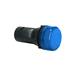 供应施耐德代理商按钮开关XB2BVB6LC蓝色LED指示灯