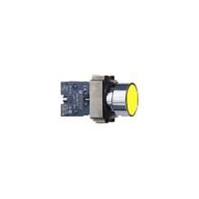 供应施耐德代理商按钮开关指示灯XB2BA51C黄色按钮常开常闭组合开关复位按钮图片