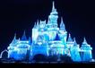潍坊专业高端梦幻灯光节出租出售圣诞树设计介绍