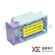 供应汽车连接器汽车接插件端子护套FCI211PC249S800524孔现货