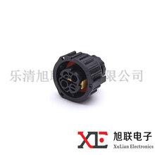 供应汽车连接器汽车接插件1-1813099-3现货