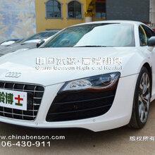 广州租奥迪R8自驾多少钱一天?租自驾R8跑车多少钱