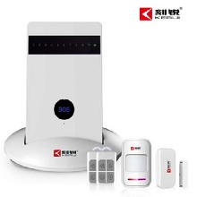 PAD式智慧GSM防盗报警系统G15