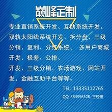 临沂加强版双轨直销会员奖金结算系统开发