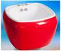 婴儿游泳设备-儿童苹果亚克力游泳池-洗澡游泳设备-婴儿泡泡浴缸