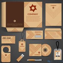 企业VI设计包含哪些元素