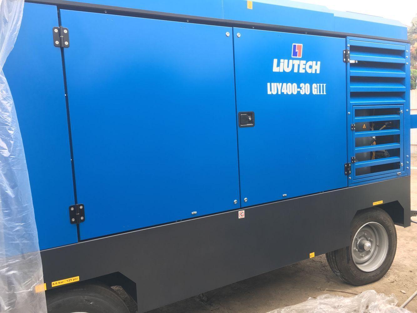 40立方30公斤旋挖桩基空压机出租