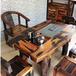学海堂老船木家具茶桌茶几200大茶桌