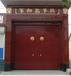 中式仿古大门实木别墅庭院大门定做茶楼饭店双开大门原木进户大门