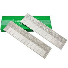 日本金屬電鑄比較用アラサ標準片研削用粗糙度比較樣塊圖片
