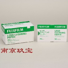 供應日本FUJIFILM富士透鏡擦拭紙LENSCLEANINGPAPER50圖片