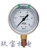 ASK压力表日本进口OPG-DT-R1/4南京销售图片