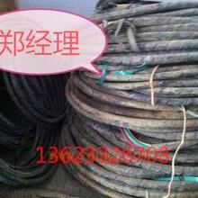 南皮胶皮电缆回收成轴南皮回收电线公司图片