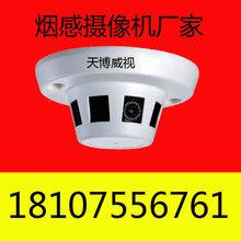 烟感摄像机价格直销TB130万网络烟感摄像头