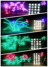 江苏大丰灯光节安装团队灯光节出租灯光节出售