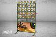 大型单机游戏设备新型游乐设备游乐气炮套装配置30靶牌