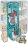 山东滨河厂家直销导轨式升降机升降平台液压机械设备