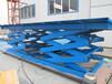 滨河剪叉式固定式升降机液压升降平台液压升降设备