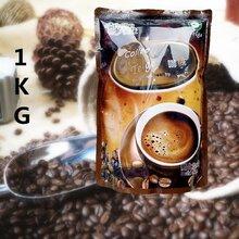 elge--速溶咖啡粉各种口味咖啡原料粉1KG/包厂家直销3合1咖啡