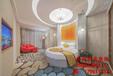 徐州賓館客房裝修設計效果圖報價,量身定制