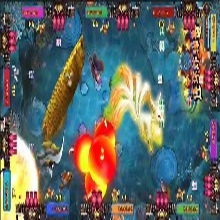大型场地动漫娱乐儿童乐园游戏机财神爷2代套件昌盛如意算盘主机图片