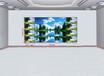 河南中牟县55寸1.8mm大屏幕拼接-艾丽视
