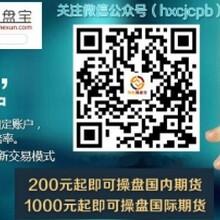 国际黄金白银期货投资招商加盟简介
