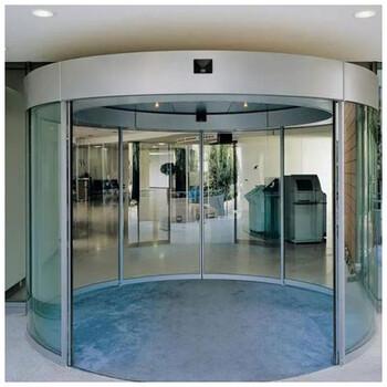 上海弧形自动门/上海弧形门订制安装/自动门厂家