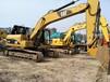 二手卡特323挖掘机