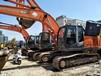 二手日立240挖掘机出售