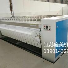 电加热床单被套烫平机生产厂家图片