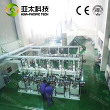 废汽车三元催化剂回收铂钯铑生产线图片