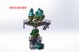 全自动液体肥料配料溶合灌装生产线