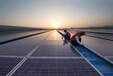 回收电站拆卸太阳能光伏组件