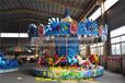 经久不衰的儿童游乐设备旋转木马的特点和分类郑州豪华转马厂家