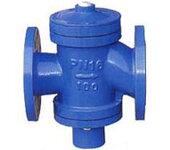 ZL47F自力式流量控制阀的工作原理和技术参数