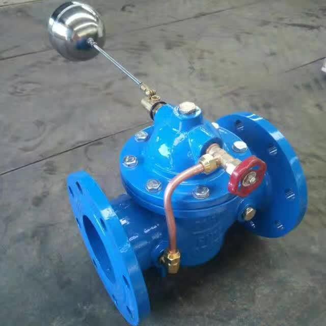 液压水位控制阀和浮球阀图片