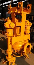 绞吸式挖掘机吸泥泵,车载液压驱动泥浆泵,环保清淤污泥泵