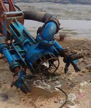 山东挖掘机泥浆泵/挖掘机污泥泵厂家