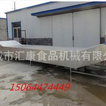 HK-4000L链板式果蔬漂烫机连续式玉米蒸煮机蚕豆漂烫蒸煮设备图片