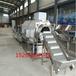 厂家直销HK-200不锈钢滚筒清洗机连续式果蔬滚筒清洗机药材清洗设备