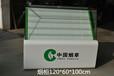 沧州订做烟酒柜台多功能木质烤漆烟柜收银台超市便利店玻璃钢化展柜陈列货架