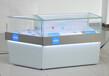 白山新款手机柜台OPPO华为vivo小米三星中国移动小米配件柜玻璃展示柜