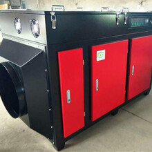 工业废气净化器等离子空气净化器废气处理成套设备