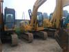 小松二手挖掘机130-7价格宝顺二手工程机械出售